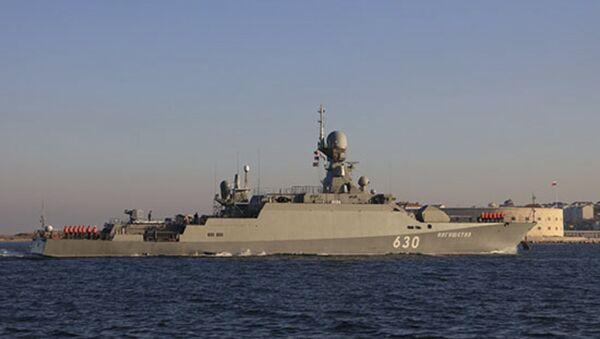 Корабельная ударная группа ракетных кораблей - Sputnik Абхазия
