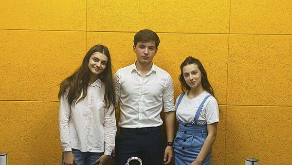 Милена Тачулия  - Sputnik Абхазия