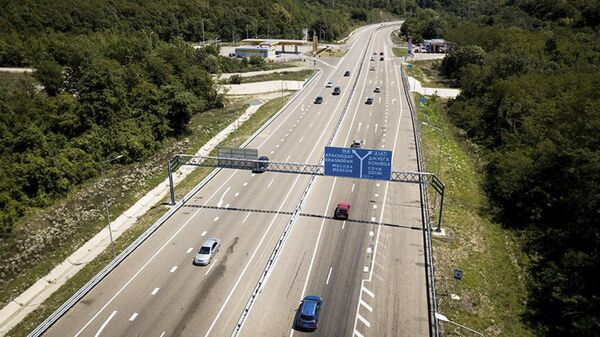 Протяженность новой трассы Джубга-Сочи составит 119 километров - Sputnik Аҧсны