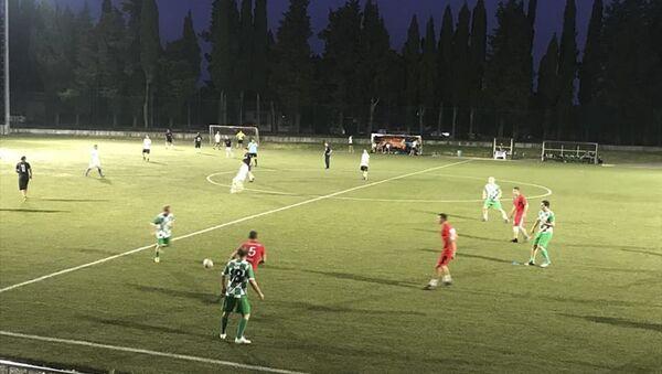 Любительская футбольная лига - Sputnik Абхазия