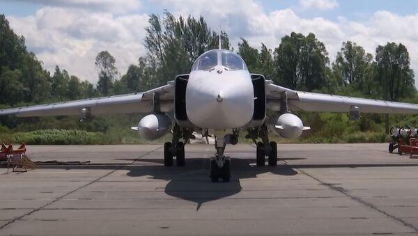 Боевые стрельбы самолетов морской авиации Балтийского флота - Sputnik Абхазия