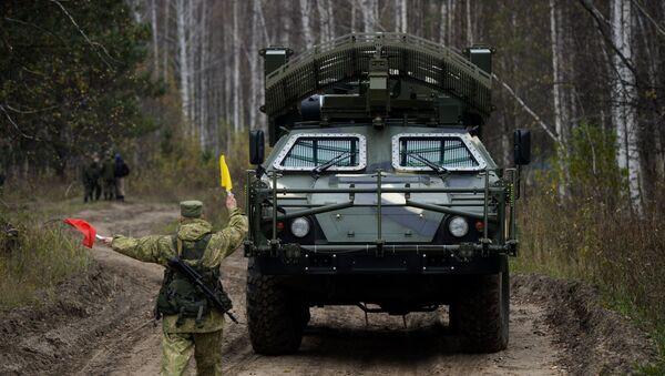 Командно-штабные учения РВСН в Новосибирской области - Sputnik Абхазия
