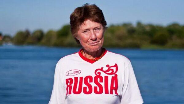 Заслуженный мастер спорта по гребле на байдарках, олимпийская чемпионка Нина Трофимова - Sputnik Абхазия
