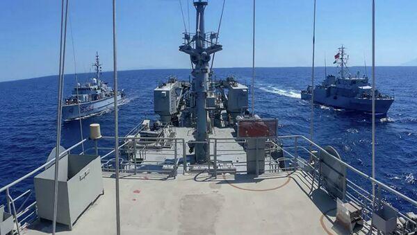 Корабли НАТО в Черном море - Sputnik Аҧсны